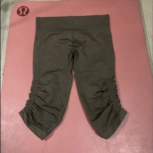 Lululemon Zone in Compression Seamless Tights